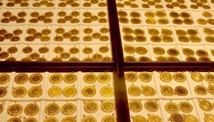 ارتفاع أسعار الذهب في تركيا والجرام يسجل 684 ليرة