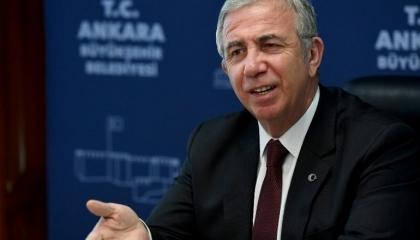 رئيس بلدية أنقرة يتحدى أردوغان مجددًا ويطلق حملة رمضانية لمساعدة الفقراء