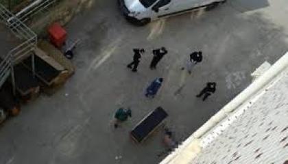انتحار مسن تركي من شرفة مستشفى الحجر بعد الاشتباه بإصابته بكورونا