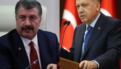 من حيث أعداد المتابعين.. وزير الصحة التركي يتخطى أردوغان بـ«إنستجرام»