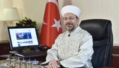 «المثلية الجنسية» تثير الرأي العام التركي ضد رئيس الشؤون الدينية
