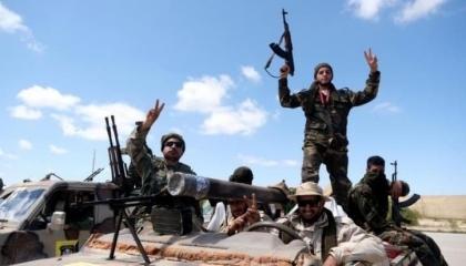 الميليشيات الليبية تطالب أردوغان بإمدادات عسكرية عاجلة بعد تقدم حفتر