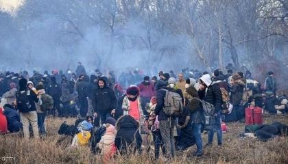 كيف يتلاعب أردوغان بالمهاجرين غير الشرعيين للضغط على أوروبا؟