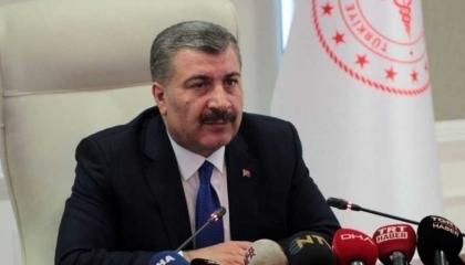 """وزير الصحة التركي: وصلنا لـ""""الذروة"""" لكورونا..وننتظر موجة جديدة إذا لم نلتزم"""