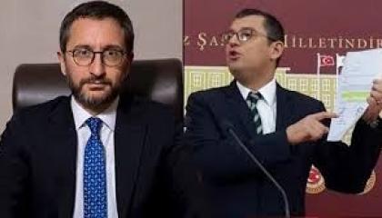 نائب «الشعب» التركي يفضح فساد رجل أردوغان في الرئاسة