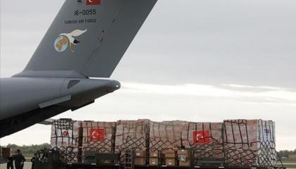 أردوغان يرسل شحنة مساعدات صحية لأمريكا ويحرم ملايين الأتراك من الوقاية
