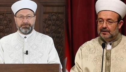 رئيس الشؤون الدينية التركي السابق يهاجم خليفته بسبب المثلية الجنسية