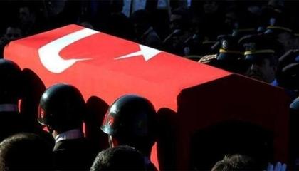 مقتل ضابطين أتراك وإصابة أربعة في هجوم بمدينة بدليس