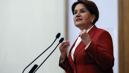 المرأة الحديدية تهاجم حكومة أردوغان بعد تجاهلها لاعتراضات طلبة الجامعات