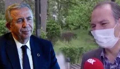 حاكم أنقرة يتحدى أردوغان ويساعد مواطنًا تركيًّا أبكى الملايين عبر التلفزيون