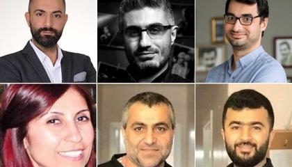 قضاء أردوغان يحاكم صحفيي قضية «مقتل رجال الاستخبارات» دون إخطار الدفاع