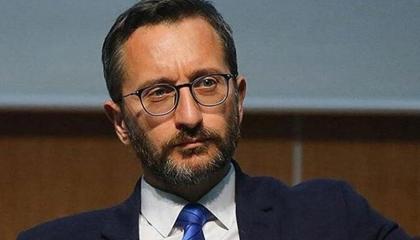 شكوى جنائية من رئيس الاتصالات الرئاسية التركية ضد «آر تي» بسبب مقال