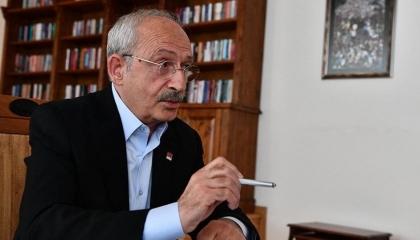 زعيم المعارضة التركية: أردوغان متغطرس وحكومته قمعية استبدادية
