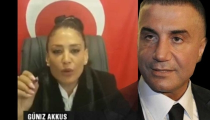 بعد الإفراج عنهما بقرار أردوغان.. زعيمة مافيا تركية تفضح زميلًا لها وتهدده