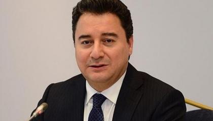باباجان يؤكد: تدابير حكومة أردوغان تسببت في انهيار الليرة أمام الدولار
