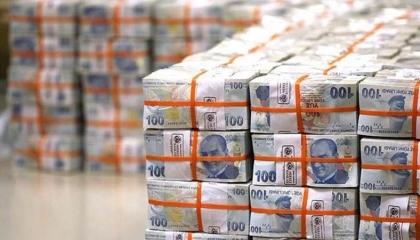 الخزينة التركية تسجل عجزًا  في الرصيد النقدي بقيمة 46 مليار ليرة