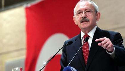 زعيم المعارضة التركية: بلادنا مقبلة على أزمة اقتصادية لم نشهد مثلها من قبل
