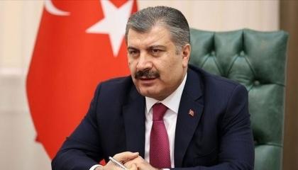 تراجع معدل الإصابات بكورونا بتركيا ليصل إلى 972 إصابة جديدة