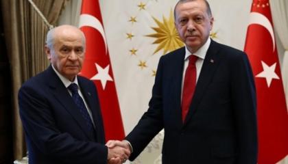 استطلاع رأي تركي: تراجع شعبية تحالف حزب أردوغان إلى أقل من 50 %