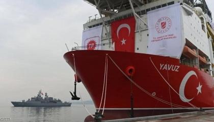 الاتحاد الأوروبي يدين تركيا بسبب انتهاكاتها في البحر المتوسط