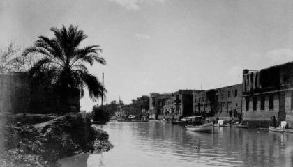 البصرة.. خمسون عاما من الثورة العربية ضد العثمانلي