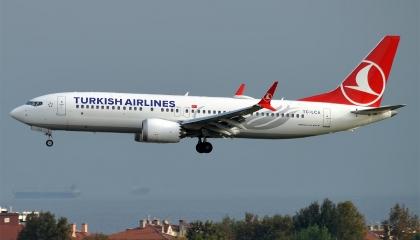 11 مليون دولار  خسائر يومية للخطوط الجوية التركية