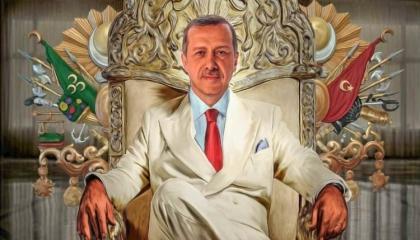 أردوغان إلهًا.. صورة تكشف خضوع ومذلة أتباع الرئيس التركي بطريقة مستفزة