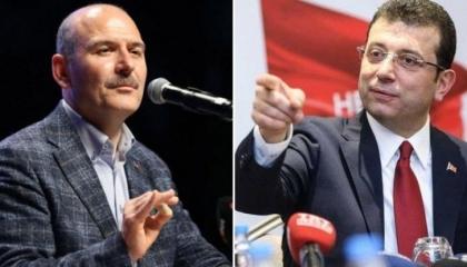 شكوى جنائية من إمام أوغلو ضد وزير الداخلية التركي