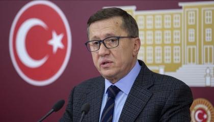 نائب تركي معارض: رئيس «الإذاعة والتلفزيون» يحرض على الكراهية