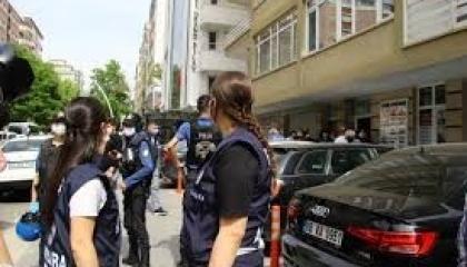 """الشرطة التركية تعتقل أعضاء بـ""""الشعوب الديمقراطي"""" احتجوا ضد تعيين الأوصياء"""