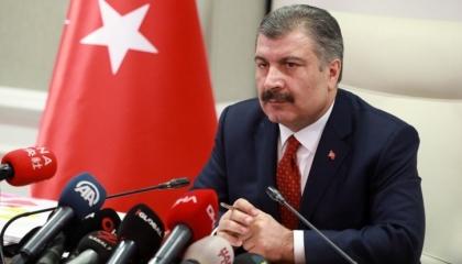 تركيا تقترب من 156 ألف حالة كورونا ووفاة 4308 أشخاص