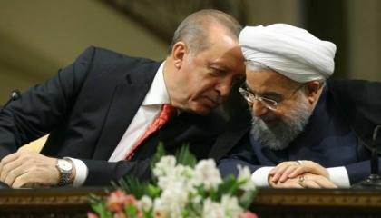 فتح الحدود مع إيران... «عيدية» أردوغان لنظيره الإيراني في أول أيام العيد