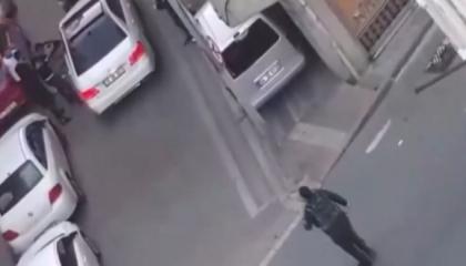 واقعة اعتداء جديدة بحي سلطان بيلي تؤكد همجية شرطة أردوغان