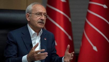 زعيم المعارضة التركية: مستعدون لأي انتخابات مبكرة.. وأردوغان غير محايد