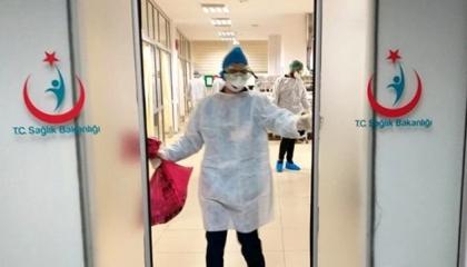 إغلاق مستشفى حكومي تركي بعد إصابة الطاقم الطبي والعاملين بكورونا