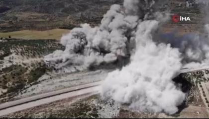 مقتل جندي تركي في استهداف قافلة عسكرية بإدلب