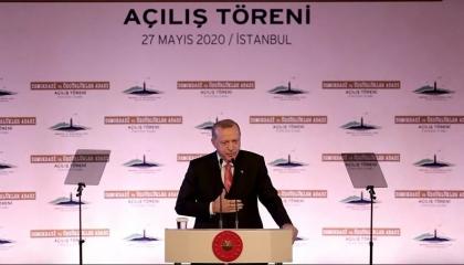 أردوغان يظهر حقده ويهاجم حزب الشعب: ستفهمون قريبًا ما نفعله في سوريا وليبيا