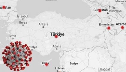 تتركيا تتخطى 161 ألف إصابة كورونا و4461 حالة وفاة