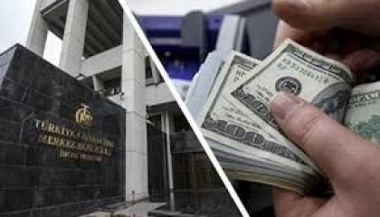 نزيف جديد في احتياطات البنك المركزي التركي بقيمة 86.3 مليار دولار