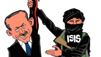 مصالح القتلة.. أردوغان و«داعش»