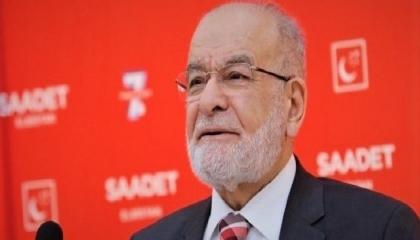 """رئيس """"السعادة"""": حزب أردوغان فقد السيطرة.. وسيدفن في صناديق الانتخابات"""