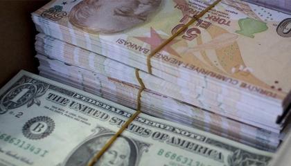 الدولار يسجل ارتفاعًا جديدًا أمام الليرة التركية اليوم