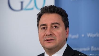 باباجان يكشف خططه لمواجهة أردوغان في الانتخابات المقبلة