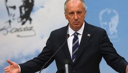 «الشعب» التركي: إنجه خائف من النسيان ويسعى لخلق جناح خاص به داخل الحزب