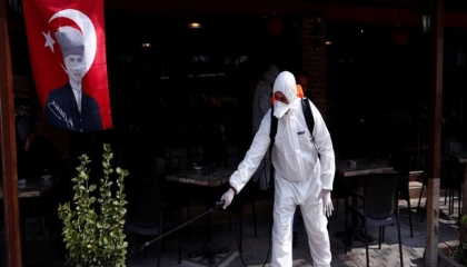 إصابات كورونا تعاود الارتفاع في تركيا والوفيات تصل إلى 4630 حالة