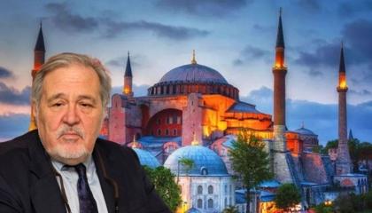 أستاذ تاريخ يحذر أردوغان من المساس بـ«آيا صوفيا»: لا تخلط الدين بالسياسة
