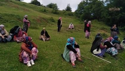 اعتقال 9 من قرية تركية بسبب احتجاجهم ضد إنشاء شركة «تعدين ونفايات»