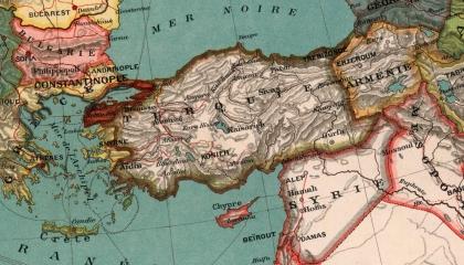 «لوزان 1923».. الحقيقة والخرافة وحرب أردوغان الشرق أوسطية