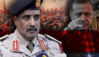 الجيش الليبي: أردوغان يستغل عضويته بحلف «الناتو» لاحتلال بلادنا