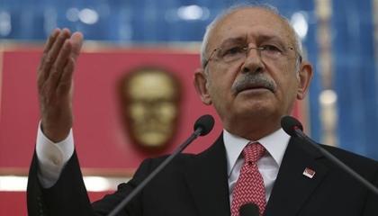 زعيم المعارضة التركية: حزب أردوغان يفصل القوانين لضمان بقائه في السلطة